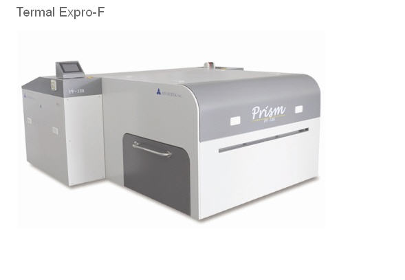 CTP AJUHITEK Termal Expro-F.  Автоматическая система загрузки пластин.