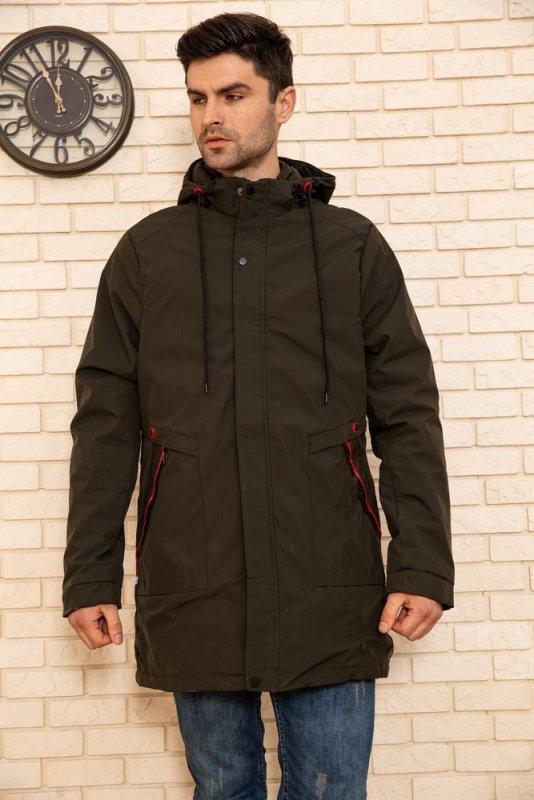 Купить Куртка мужская 129R8806 цвет Хаки