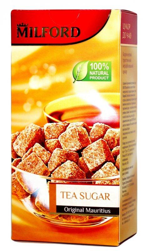 Купить Милфорд сахар коричневый не рафинированный - 500 гр.