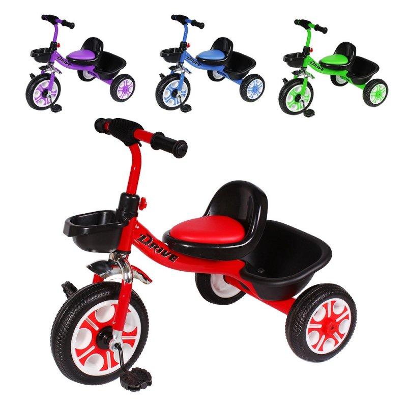 Купить Триколісний велосипед Tilly Trike T 318 Drive, EVA колеса