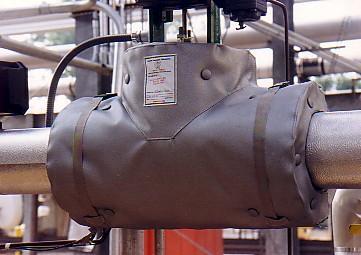 Картинки по запросу термочехлы трубопроводов для резервуаров и промышленное оборудование