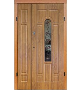 дверь металлическая 1200 сталь 2 мм