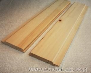 Деревянная вагонка для сауны: сосна, липа, ольха высший сорт