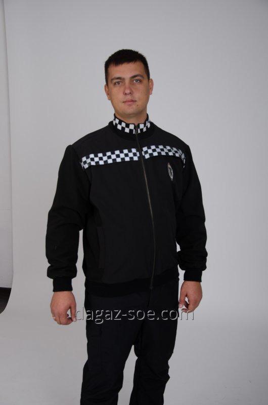 Куртки демисезонные охрана