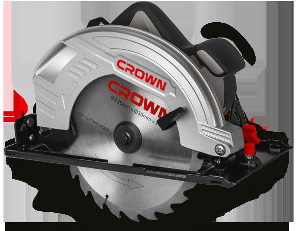 Купить Циркулярная пила CROWN CT15210-235