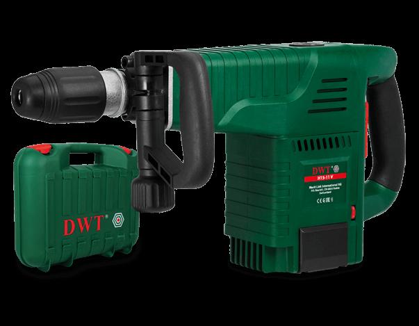 Купить Отбойный молоток DWT H15-11 V BMC