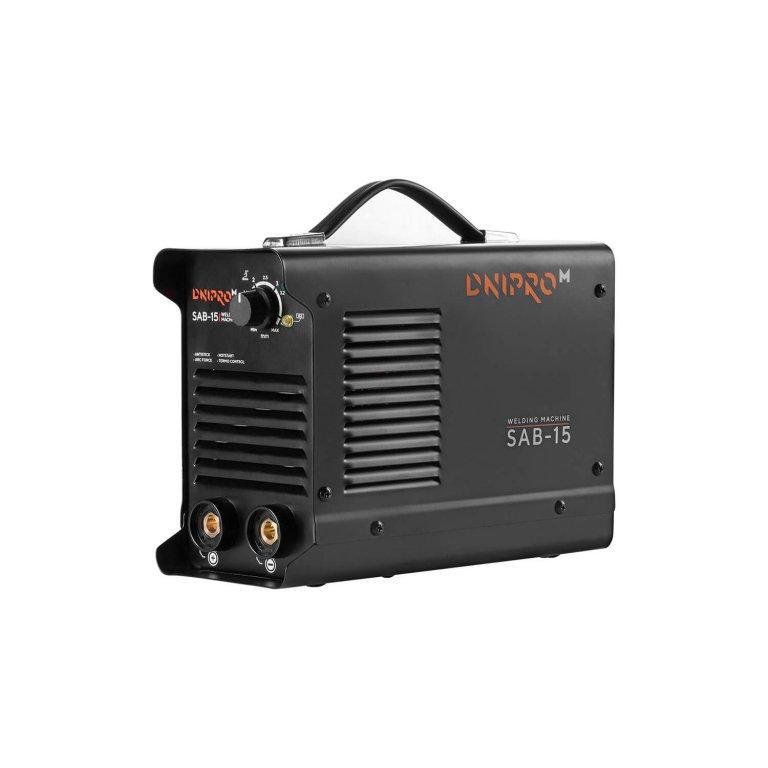 Купить Сварочный аппарат IGBT Dnipro-M SAB-15