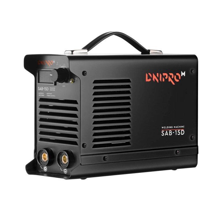Купить Сварочный аппарат IGBT Dnipro-M SAB-15D