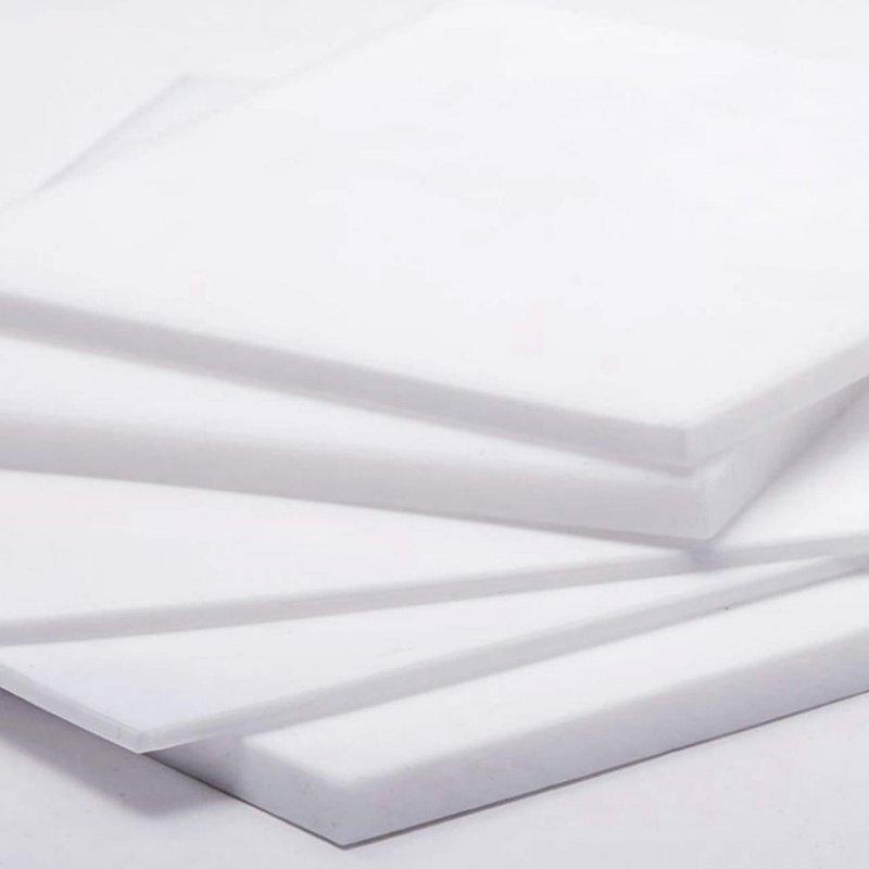 Купить Фторопласт Ф-4 лист (пластина) 30х500х500мм