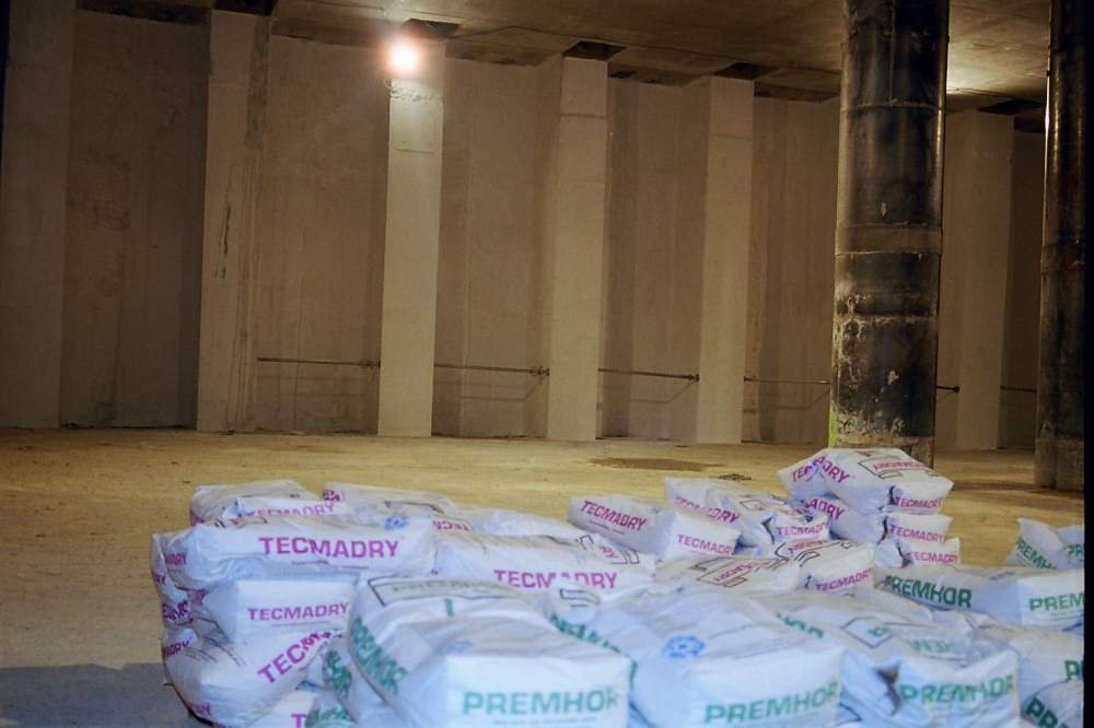 Гидроизоляция швов в бетоне - Пенекрит, Премхор