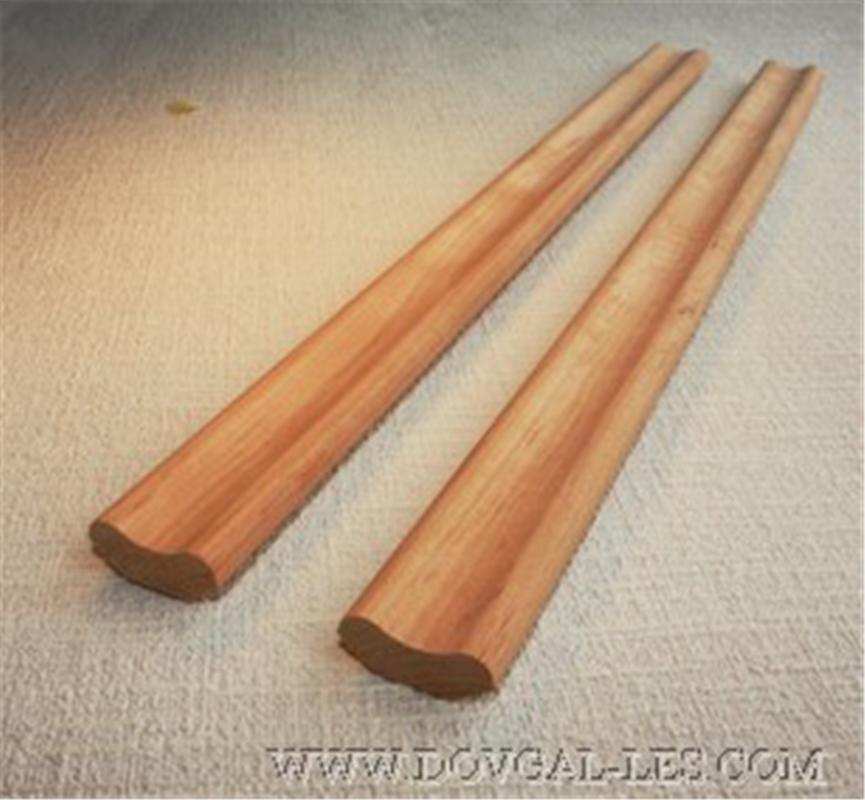 Погонаж из дерева сухой, строганый, профильный из экологически чистого сырья