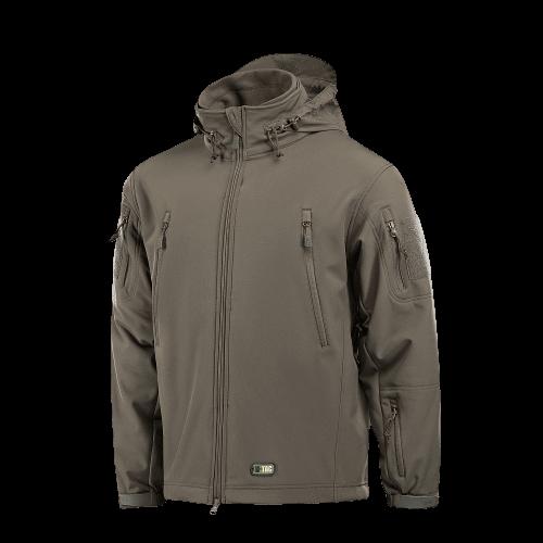 Купить M-Tac куртка Soft Shell с подстежкой Олива
