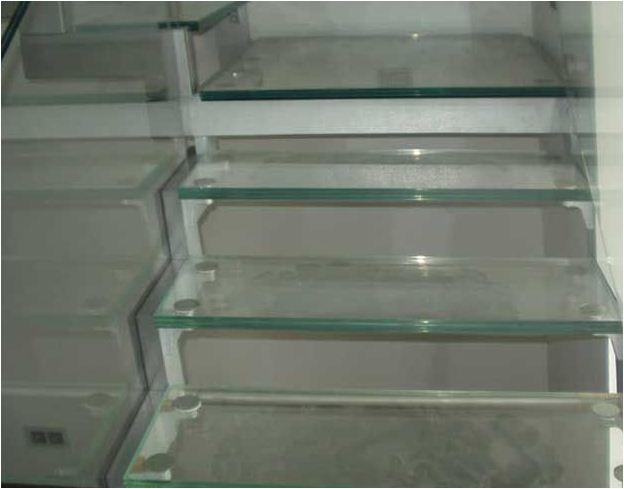 Перила стеклянные, лестницы стеклянные,купить, заказать Одесса
