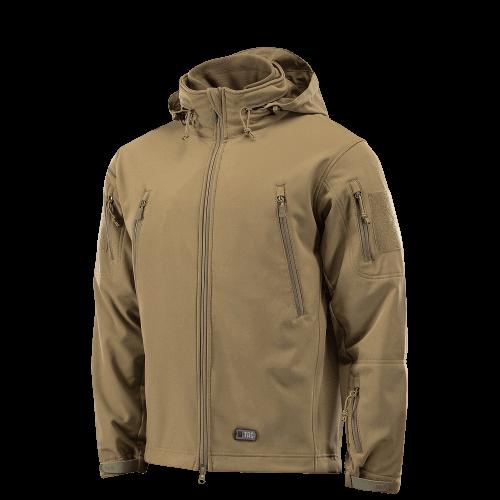 Купить M-Tac куртка Soft Shell с подстежкой Tan
