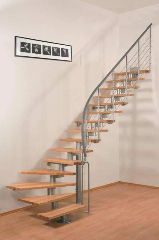Modular Staircase ATRIUM SEGMENT