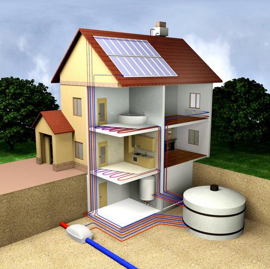 Buy Heliosystems. Solar collectors. PolarSol system.