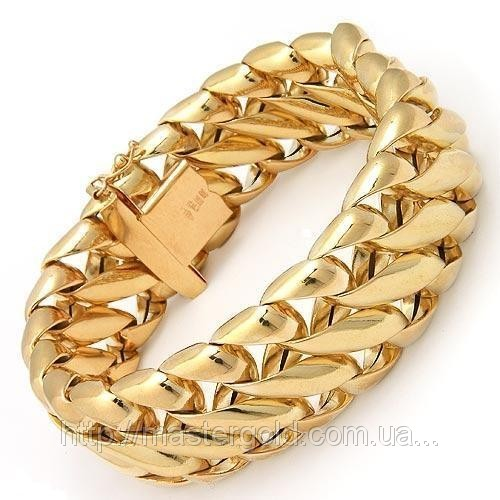 золотые браслеты цены и фото