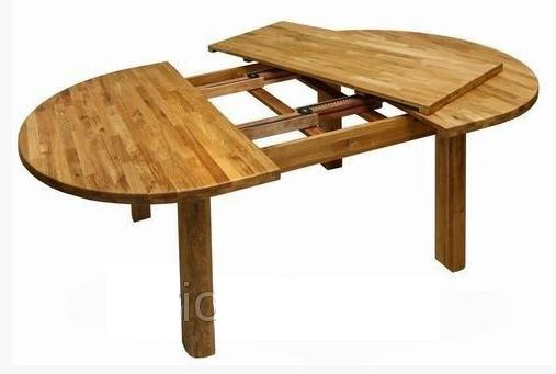 Как сделать стол овальный раздвижной