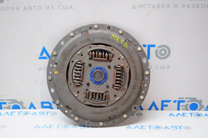Купить Демпфер Ford Fusion mk5 13- hybrid DG9Z-7550-A