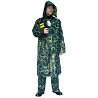Buy PVC raincoat camouflage drawing Wood wholesale