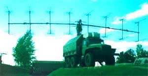 РЛС разведки воздушных и баллистических целей  П.18\'2000
