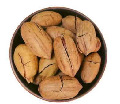 Купить Орех пекан в скорлупе жареный 100г