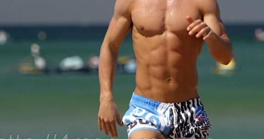Короткі чоловічі пляжні шорти Aussiebum Scent Torquay №03 купити в Одеса e63b9a444579f