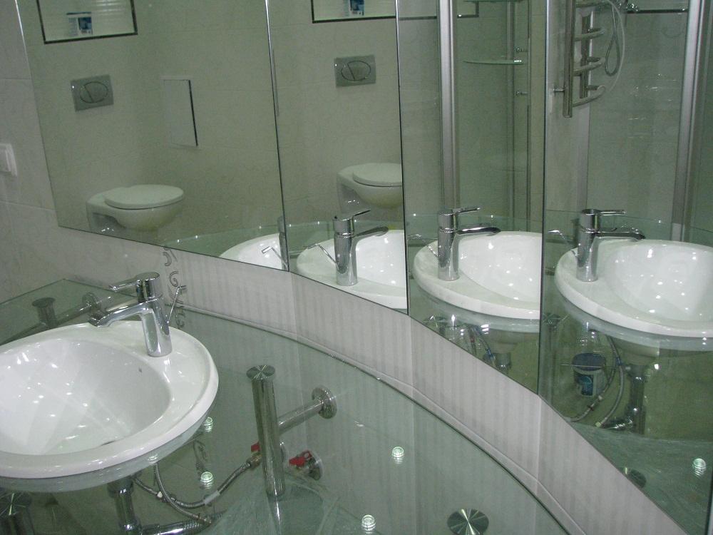 Стены зеркальные, Зеркала мебельные, купить, заказать Украина