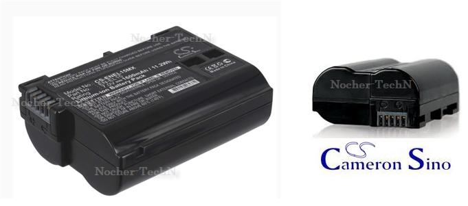 Buy Quality accumulator Nikon EN-EL15! for the camera Coolpix D7000, D800, SLR D800, 1 V1. Kiev
