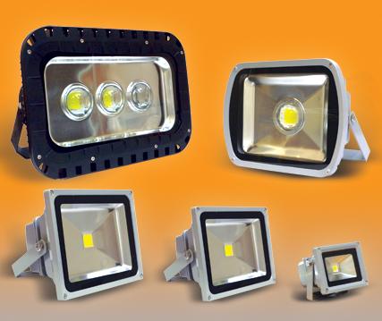 Купить Светодиодное промышленное освещение