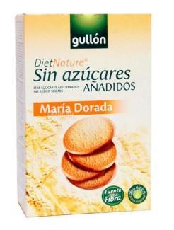 Купить Gullon, Maria Doroda, 400 г, Печенье галетное, диетическое, без сахара