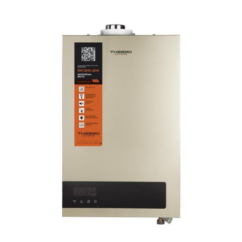 Купить Газовая колонка Thermo Alliance турбированная JSG20-10ET18 10 л Gold