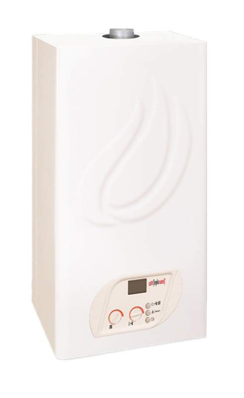 Buy Copper gas wall TEPLOWEST AGD-18-V CLASSIC