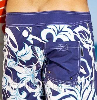 Довгі чоловічі пляжні шорти Aussiebum Surf Shorts Dangar № 06 купити ... 5642b2180133a