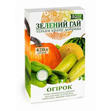 Купить Удобрение для огурцов 0,3 кг Зеленый гай