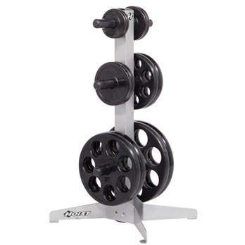Купить Стойка под олимпийские дискиHoist HF-4444 (HT-HF-4444-platinum)