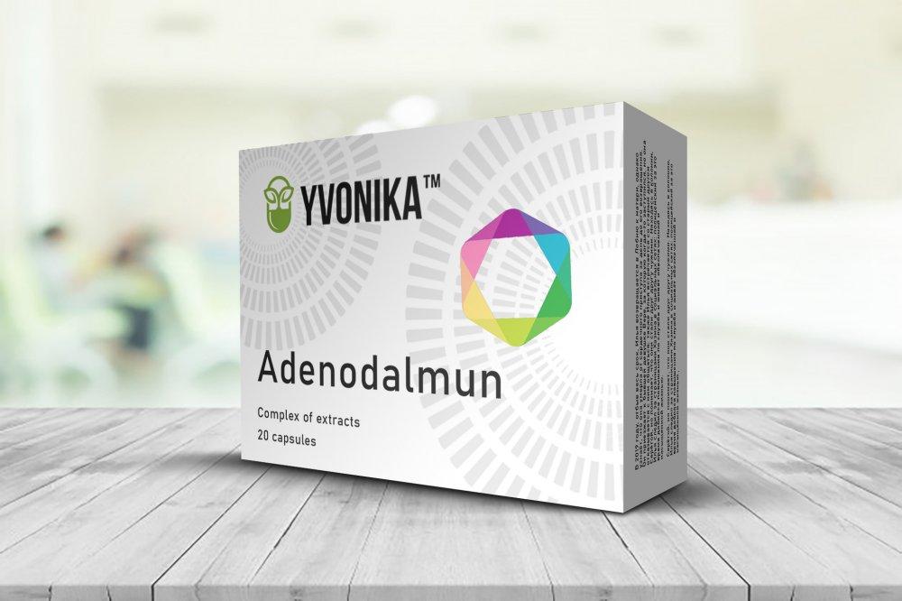 Купити Аденоїди: Аdenodalmun (аденодальмун) капсули