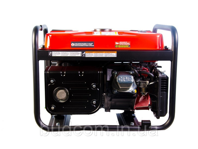 Купить Генератор бензиновый 3,6 кВт, 244 см3, возд.охл., ручной стартер, бак 15 л., MPT MGG3603