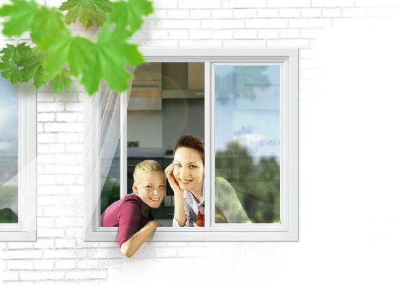 Купити Вікна поворотно-відкидні металопластикові купити у Вінниці
