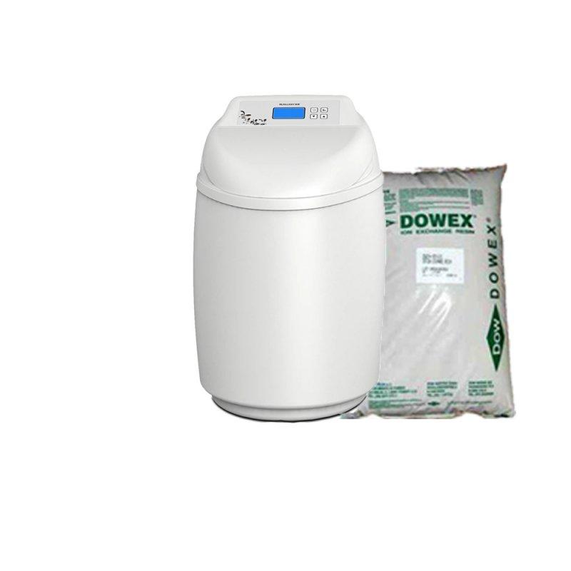 Купить Фильтр умягчения воды RunLucky RL-RA-1000Е с засыпкой Dowex