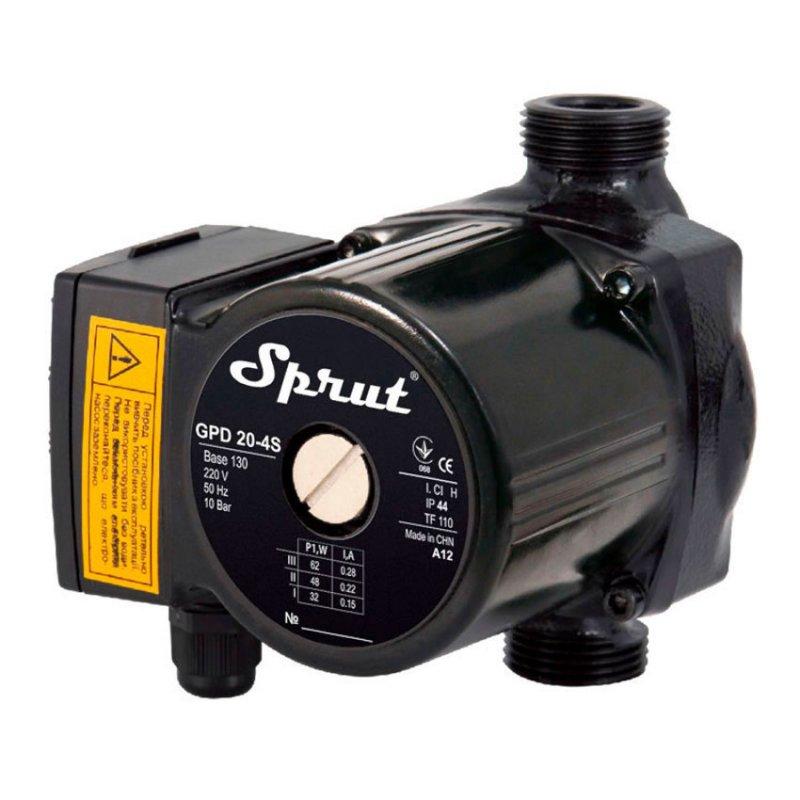 Купить Sprut GPD 20-4S-130 - Насос циркуляционный