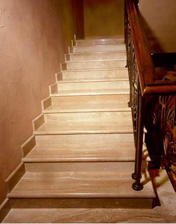 Мраморые лестницы