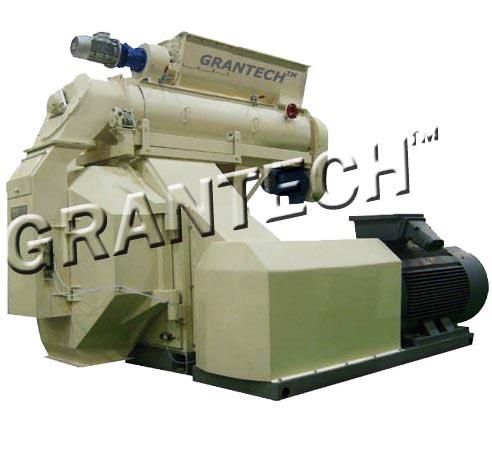 Пресс-грануляторы для производства и гранулирования биотоплива (пеллет)