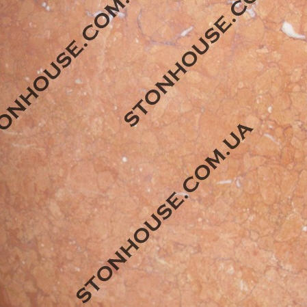 Мрамор Red Rose плиты 600x300x20 полированные