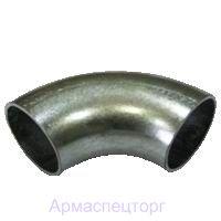 Отвод стальной оцинкованный Ду15