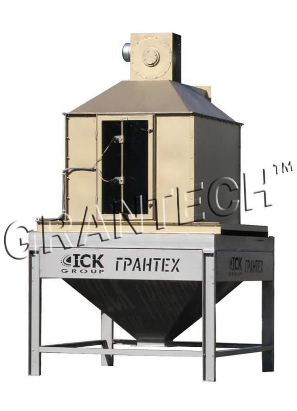 Охладитель гранул ГТО