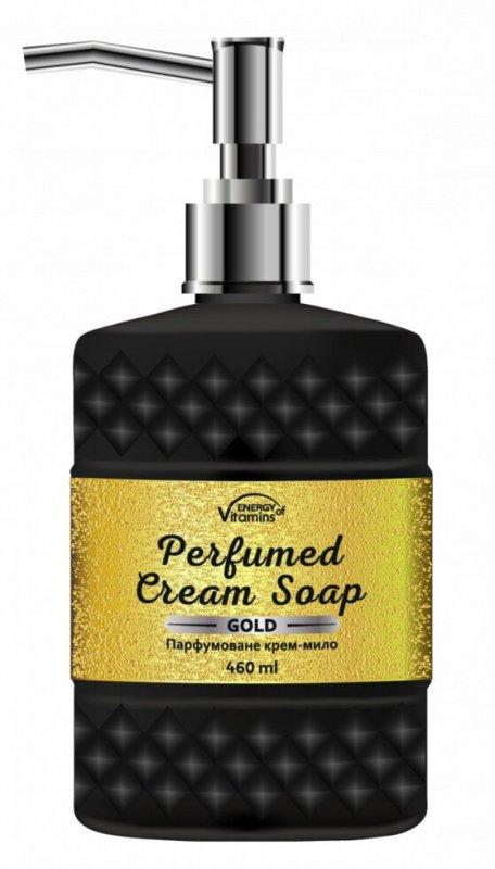 Купить Крем-мыло парфюмированное Energy of Vitamins Gold 460ml