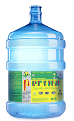 """Вода бутильована """"Регіна"""""""