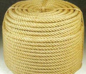 Купить Веревка джутовая