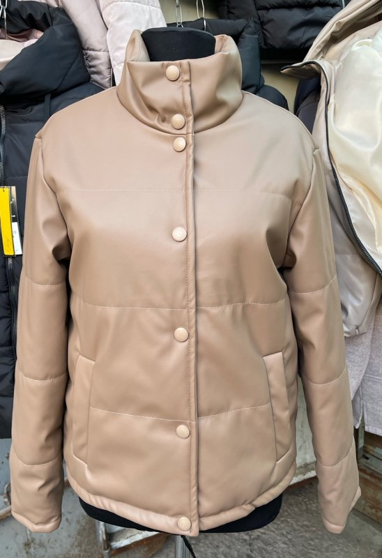Купить Модная женская куртка демисезонная (46-58 р), доставка по Украине Укрпочта,НП,Джастин